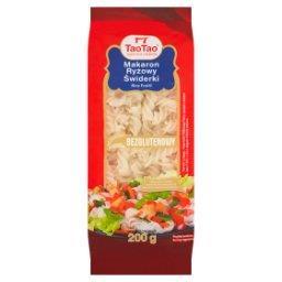 Makaron ryżowy świderki