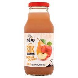 Sok 100% tłoczony jabłkowo-gruszkowy