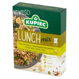 Lunch Mix Kasza jęczmienna kasza owsiana pestki dyni siemię lniane 400 g