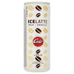 Ice Latte Mrożony napój kawowy o smaku waniliowym