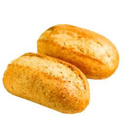 Bułka pszenna z mąką pszenną graham i otrębami