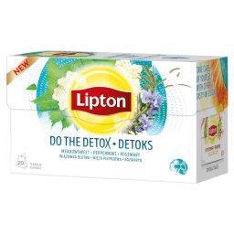Herbatka ziołowa aromatyzowana detoks  (20 torebek)