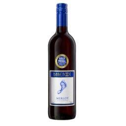 Merlot Wino czerwone półwytrawne kalifornijskie