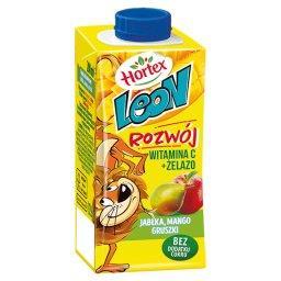 Leon Napój wieloowocowy jabłka mango gruszki