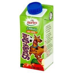 Scooby-Doo! Jabłko Sok 100%