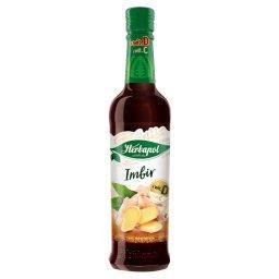 Sekrety smaku Syrop o smaku imbirowym