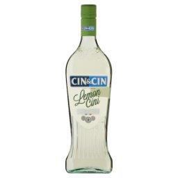 LemonCini Aromatyzowany napój na bazie wina 1 l