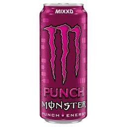 Punch Mixxd Gazowany napój energetyczny
