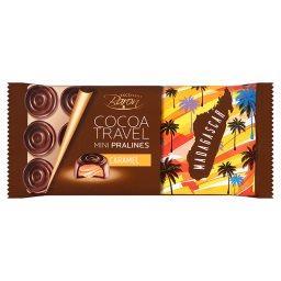 Cocoa Travel Madagascar Czekolada z nadzieniem karmelowym