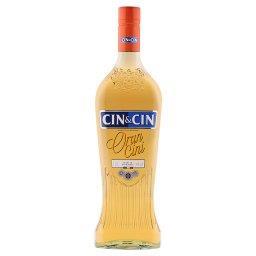 OranCini Aromatyzowany napój na bazie wina 1 l