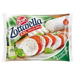 Arella Ser mozzarella z bazylią 250 g