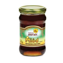 Miód nektar-spadziowy 400 g