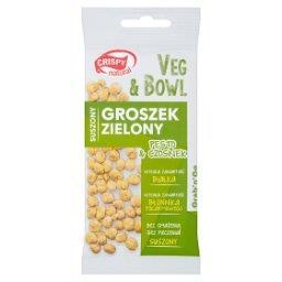 Veg & Bowl Groszek zielony suszony pesto i czosnek