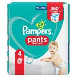 Pants, Rozmiar 4, 24 Pieluchomajtki