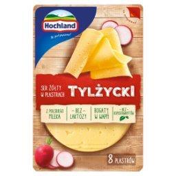 Ser żółty Tylżycki w plastrach