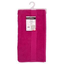 Ręcznik 100 x 150 cm różowy