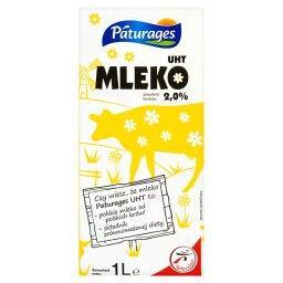 Mleko UHT 2%