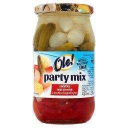 Party Mix sałatka warzywna o smaku łagodnym