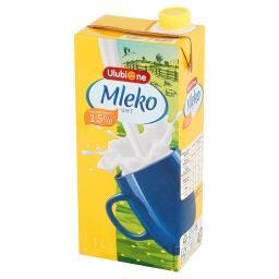 Mleko UHT 1,5%
