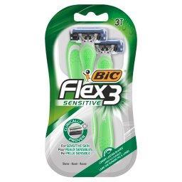Flex 3 Sensitive 3-ostrzowa maszynka do golenia 3 sz...