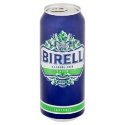 Lager Piwo bezalkoholowe o właściwościach izotonicznych