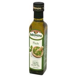 Aromatyzowana oliwa z oliwek extra vergine o smaku pesto