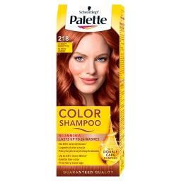 Color Shampoo Szampon koloryzujący lśniący bursztyn 7-57