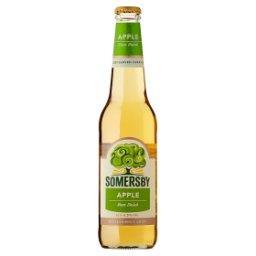 Napój piwny o smaku jabłkowym