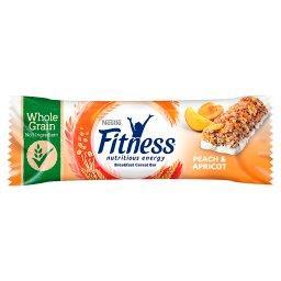 Fitness Peach & Apricot Batonik zbożowy