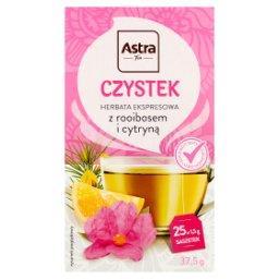 Suplement diety herbata ekspresowa czystek z rooibos...
