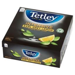 Intensive Earl Grey Lemon Herbata czarna aromatyzowana 200 g
