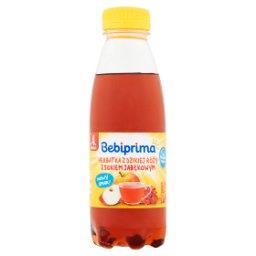 Herbatka z dzikiej róży z sokiem jabłkowym po 4. mie...