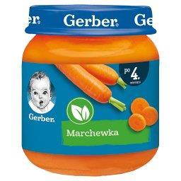 Marchewka po 4 miesiącu