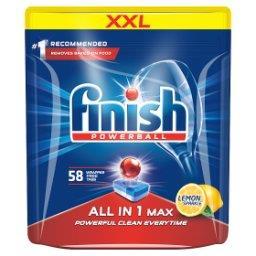 All in 1 Max Lemon Tabletki do mycia naczyń w zmywar...