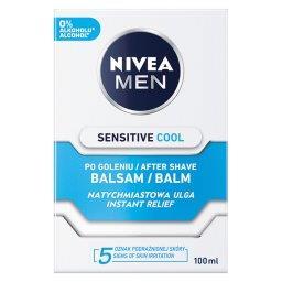 MEN Sensitive Chłodzący balsam po goleniu