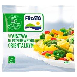 Warzywa na patelnię orientalne