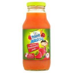Sok przecierowy marchew truskawka jabłko