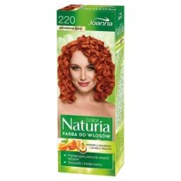 Naturia color Farba do włosów płomienna iskra 220