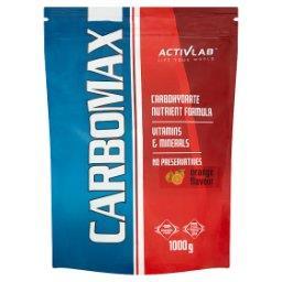 Carbomax Suplement diety o smaku pomarańczy