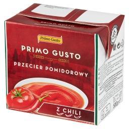 Przecier pomidorowy pikantny z chili