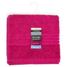 Ręcznik łazienkowy 50 cm x 90 cm fuksja