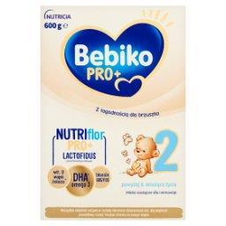 Pro+ 2 Mleko następne dla niemowląt powyżej 6. miesiąca życia