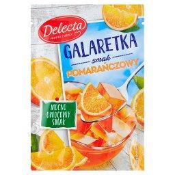 Galaretka smak pomarańczowy