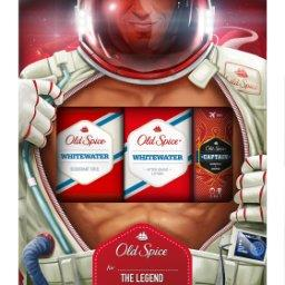 Whitewater Astronaut Zestaw podarunkowy dla mężczyzn