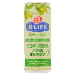 Napój bezalkoholowy zielona herbata jaśmin bergamotka