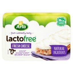 Lactofree Serek kremowy naturalny bez laktozy