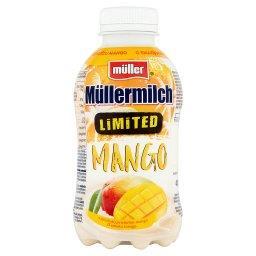 Milch Napój mleczny o smaku mango