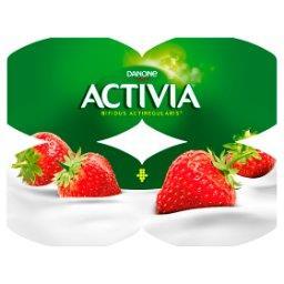 Activia Jogurt truskawka 480 g