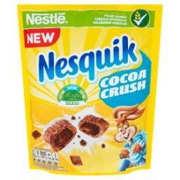 Nesquik CocoaCrush Płatki śniadaniowe