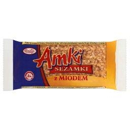 Amki Sezamki z miodem